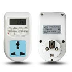 ซื้อ ปลั๊กไฟตั้งเวลาระบบดิจิตอล รุ่นAl06 ตั้งได้สูงสุด 16 ครั้งต่อวัน ใน Thailand