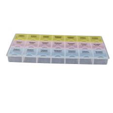 ขาย ซื้อ รายยึดยาเม็ดพลาสติกกล่องยากล่องเก็บเคส ใน จีน