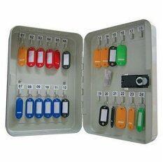 ราคา Play Boutique ตู้เก็บกุญแจ รหัส 24 ดอก สีครีม ใน ไทย