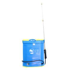 ซื้อ Ply Poem ถังพ่นยา ตรานกยูง แบตเตอร์รี่ 16 Liter สีน้ำเงิน รุ่นใหม่เปลี่ยนแบต มีสวิทช์วอลุ่มปรับแรงดันน้ำ เบา เร่งได้ ใน กรุงเทพมหานคร