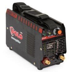 ส่วนลด Polo เครื่องเชื่อม Arc Inverter Igbt รุ่น Mini160 สีดำ