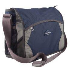 ซื้อ กระเป๋าสะพาย Polo Travel Club รุ่น Dk53003 สีน้ำเงิน ใหม่