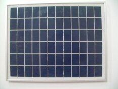 ราคา ราคาถูกที่สุด Poly Crystalline Solar Pv แผงเซลล์แสงอาทิตย์ 10 วัตต์