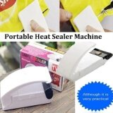 ราคา ราคาถูกที่สุด Portable Household Mini Sealing Machine Heat Sealer Capper Food Saver For Plastic Bags Package Mini Gadgets Intl
