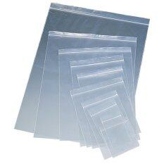 ขาย Postplaza ถุงซิปใส ถุงซิปล็อกขนาด 18X28 Cm 7X11 นิ้ว 1 Kg แพ็ค 110 ใบ ถูก กรุงเทพมหานคร