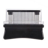 Practical Meat Tenderizer With 48 Sharp Stainless Steel Blades ถูก