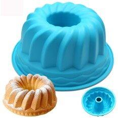 ขาย Practical Silicone Ring Shaped Cake Pastry Bread Mold Mould Kitchenware Intl ราคาถูกที่สุด