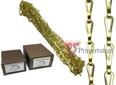 Prasertsteel โซ่ทองเหลือง 292 1 ชิ้น Unbranded Generic ถูก ใน กรุงเทพมหานคร