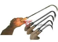 ขาย Prasertsteel ของอเกี่ยวเข่ง ด้ามปืน มือซ้าย ขนาด 3 นิ้ว 1 ชิ้น Unbranded Generic เป็นต้นฉบับ