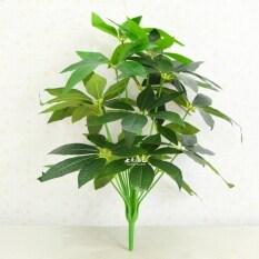 ราคา ดอกไม้พลาสติกจำลองต้นไม้ปลอมพืชกระถาง Unbranded Generic ออนไลน์