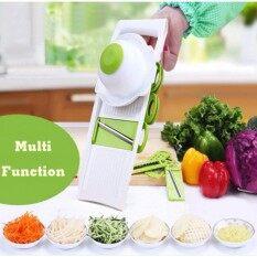 ราคา ชุดสไลด์ผักผลไม้ ชุดมีดหั่นผักอเนกประสงค์ ชุดอุปกรณ์ปอกผักผลไม้ เครื่องหั่นผักผลไม้ที่หั่นผักผลไม้ ที่ขูดผักผลไม้ เป็นต้นฉบับ N K