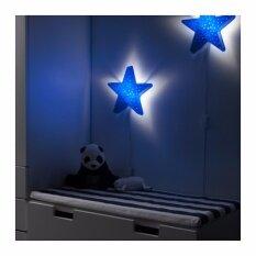 ราคา โคมไฟติดผนังรูปดาว น้ำเงิน กรุงเทพมหานคร