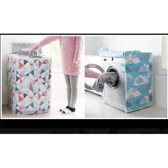 ที่คลุมเครืองซักผ้าฝาบน