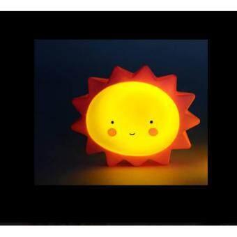 โคมไฟลายดวงอาทิตย์