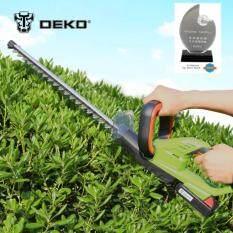 Deko เครื่องตัดพุ่มไม้ไร้สาย.