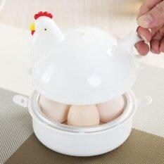 เครื่องทำไข่ต้ม ไข่ลวก ไข่ออนเซ็น ในไมโครเวฟ.
