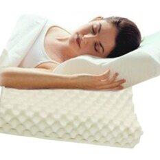 ขาย หมอนยางพารา รุ่น Knobby Pillow แพคคู่ Asleep ถูก
