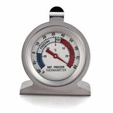 ขาย เทอร์โมมิเตอร์วัดอุณหภูมิสำหรับตู้เย็น แบบกลม สเตนเลส ใน ประจวบคีรีขันธ์