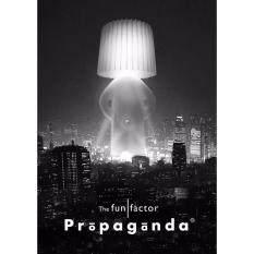 ราคา Propaganda Mr P Shy Man Show White White โคมไฟตกแต่ง โคมไฟตั้งโต๊ะทำงาน ขาว ขาว Propaganda เป็นต้นฉบับ