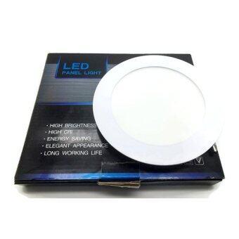 PS-LED โคมไฟฟ้าดาวไลท์ LED ชนิดฝังฝ้าหน้ากว้าง 9\ ขนาด 18W แสง Daylightรุ่น Blaze