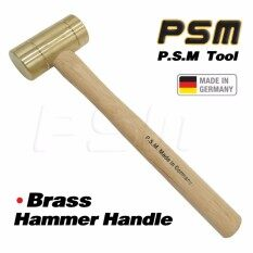 ขาย Psm ค้อนทองเหลือง Brass Hammer Hickory Handle 3 ปอนด์ ถูก ใน ไทย