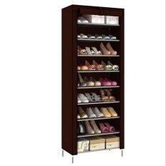 ขาย Pudding Korean Multi Function Storage Shoe Cabinet Burgundy Intl Unbranded Generic เป็นต้นฉบับ