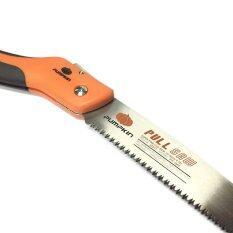 ขาย Pumpkin เลื่อยพูลซอว์ตัดกิ่งไม้ รุ่น Ptt 10Pf 33317 ขนาด 10 250Mm สีส้ม ดำ ใหม่