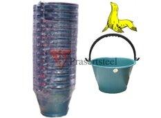 ทบทวน ถังปูน Pvc สีฟ้าแมวน้ำ เกรด A หูพลาสติก 1 โหล
