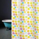 ขาย ม่านห้องน้ำพลาสติก Pvc Scp 2 รุ่น Acustex พิมพ์ลายดอกไม้หลากสี B5115 180X180 ซม Wsp ถูก