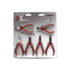 ทบทวน Px Tools Mini Pliers Set 6 Pcs ชุดคีมเล็ก 6 ชิ้น Pxtools