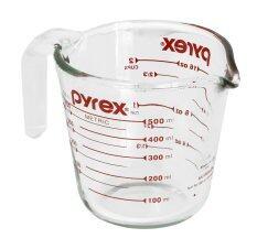 ขาย Pyrex Measuring Cup ถ้วยตวงแก้วขนาด 500 Ml รุ่น P 00 516N สีแดง ออนไลน์ กรุงเทพมหานคร