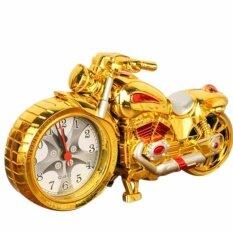 ขาย Q Shop Alarm Desk Clock Creative Artistic Motorbike Desk Clock Model For Household Shelf Decorationsluxury Retro Unique Kichen Shelf Alarm Clock Intl ราคาถูกที่สุด