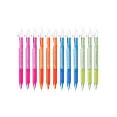 ซื้อ Quantum ควอนตั้มปากกา เซนส์ น้ำเงินคละสี จำนวน 12 ด้าม Quantum ถูก