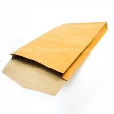 ราคา Quickerbox ซองขยายข้าง ซองไปรษณีย์ มีจ่าหน้า ขนาด 9X12 A4 แพ๊ค 210 ใบ ออนไลน์ กรุงเทพมหานคร