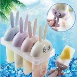 ขาย Rabbit Style Diy Freezer Ice Cream Ice Lolly Juice Maker Pop Mold Mould Popsicle Intl ออนไลน์ จีน