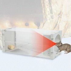 โปรโมชั่น Rat Cage Animal Control Catch Bait Hamster Mouse Snake Tools Intl Unbranded Generic ใหม่ล่าสุด