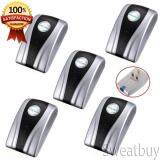 ราคา Ready Stock 5Pcs 90V 250V Electricity Energy Power Saving Box Home Office Factory Saver Uk Plug Intl ที่สุด