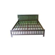 ขาย Rf Furniture เตียงเหล็กกล่องแข็งแรงพิเศษ ขนาด 6 ฟุต รุ่น เรดี้ สีน้ำตาล ออนไลน์ ใน กรุงเทพมหานคร