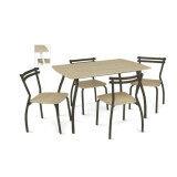 ขาย Rf Furniture ชุดอาหาร Leader ลีดเดอร์ 4ที่นั่ง ออนไลน์