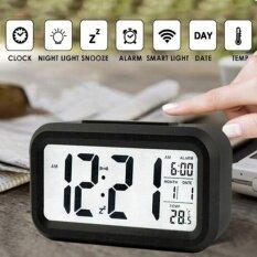 โปรโมชั่น Rhs ออนไลน์นาฬิกาดิจิตอลนาฬิกาปลุกแบ็คไลท์นาฬิกาปลุกไฟฟ้าไนท์ไลท์และ Snooze นานาชาติ จีน