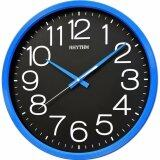 ทบทวน ที่สุด Rhythm นาฬิกาแขวนพลาสติก รุ่น Cmg495Dr04 สีน้ำเงิน