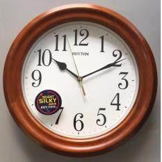 ขาย Rhythm นาฬิกาติดผนัง Cmg116 Nr06 Rhythm เป็นต้นฉบับ