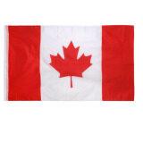 โปรโมชั่น Ris Canada Canadian Flag Maple Leave Flag Big Banner 150 90Cm 5 3Ft จีน