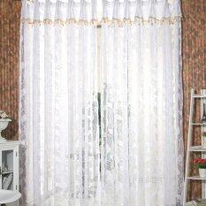 ขาย Romantic Door Window Sheer Curtain Drape Panel Vakind ใน จีน