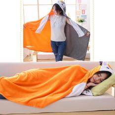 ซื้อ Rorychen Cat Shawl Velvet Cloak Cloak Air Conditioning Blanket Home Pajamas Intl Rorychen ออนไลน์