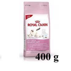 ขาย Royal Canin Babycat 400G อาหารสำหรับลูกแมวอายุ1 4เดือน และแม่แมวตั้งท้อง ขนาด 400 กรัม ถูก ใน Thailand