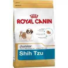 ราคา Royal Canin Junior Shih Tzu อาหารลูกสุนัข พันธุ์ชิห์สุ ขนาด 1 5Kg เป็นต้นฉบับ Royal Canin