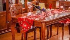 ราคา โมเดิร์นผ้าปูโต๊ะสไตล์ยุโรปโต๊ะอาหารผ้า Runner ตาราง Unbranded Generic เป็นต้นฉบับ