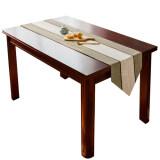 โมเดิร์นที่เรียบง่ายผ้าฝ้ายโต๊ะรับประทานอาหารโต๊ะกาแฟ Runner ตารางผ้า Runner ตาราง ใน ฮ่องกง