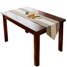 ส่วนลด โมเดิร์นที่เรียบง่ายผ้าฝ้ายโต๊ะรับประทานอาหารโต๊ะกาแฟ Runner ตารางผ้า Runner ตาราง ฮ่องกง